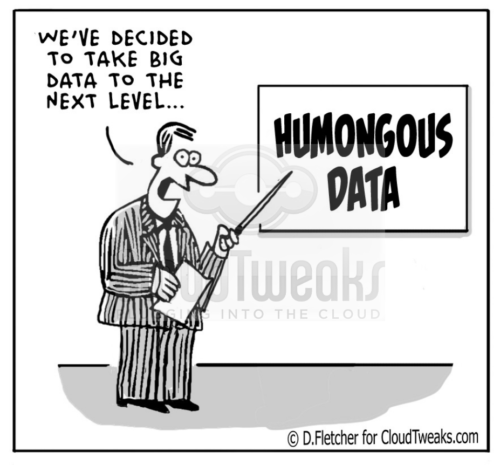 Humongous Data