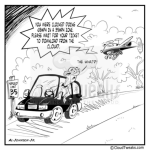 Cloud Speeding Tickets #256