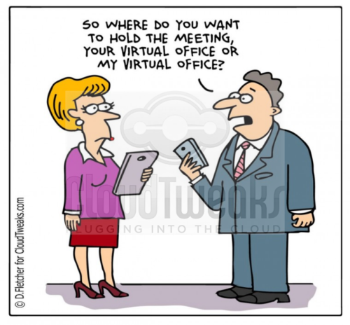 Humorous IoT Technology Comics