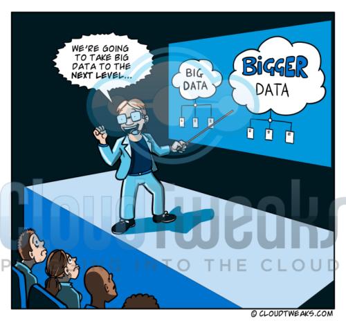 Bigger Data